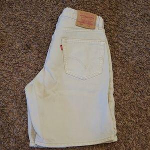 Levi's 550 mens shorts